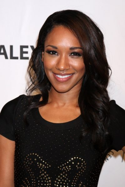 LOS ANGELES - SEP 6:  Candice Patton at the Paley Center For Med