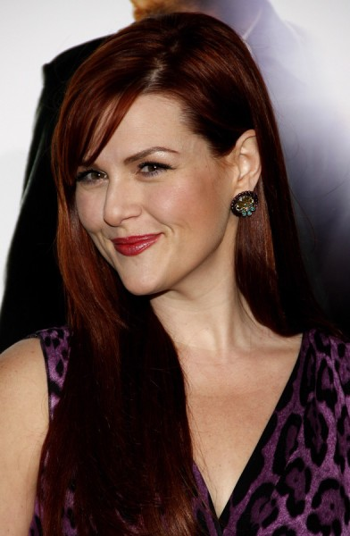 "Sara Rue at the Los Angeles Premiere of ""The Green Hornet"" held"