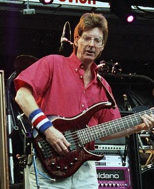 WASHINGTON, D.C. - JUNE 20: The Grateful Dead in concert in Wash