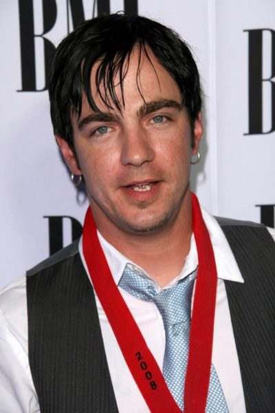 Adam Gontier  at the 56th Annual BMI Pop Awards. The Beverly Wil