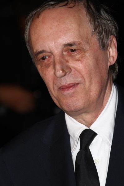 CANNES, FRANCE - MAY 19: Dario Argento attends the 'Dario Argent