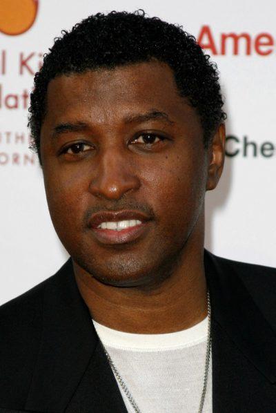 "Kenneth ""Babyface"" Edmonds at the National Kidney Foundation of"