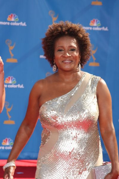 LOS ANGELES - AUG 29:  Wanda Sykes arrives at the 2010 Emmy Awa