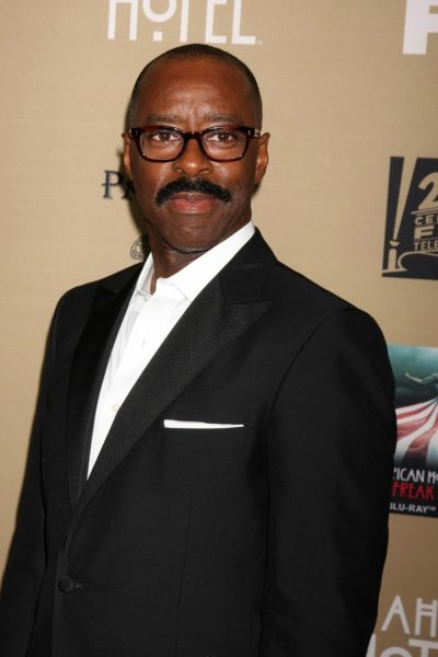 "LOS ANGELES - OCT 3:  Courtney B Vance at the ""American Horror S"