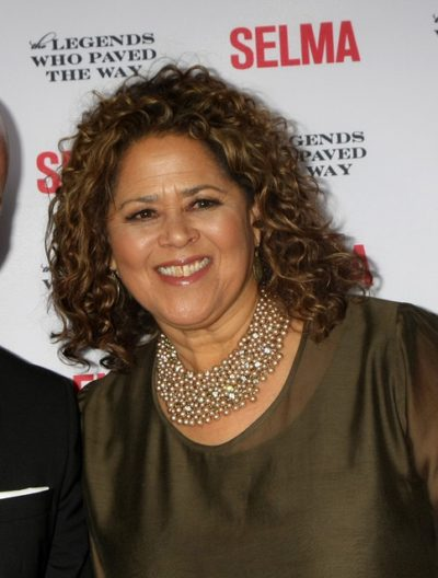 "SANTA BARBARA - DEC 6: Anna Deavere Smith at the ""Selma"" & Lege"