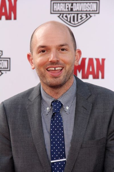 "vLOS ANGELES - JUN 29: Paul Scheer at the ""Ant-Man"" Los Angeles"