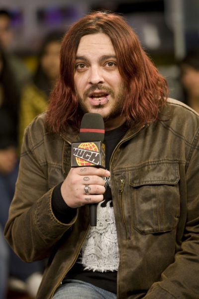 "Shaun Morgan Of ""Seether"" Visits MuchOnDemand In Toronto On March 2, 2009"