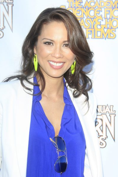BURBANK - JUN 26: Lexa Doig at the 39th Annual Saturn Awards hel