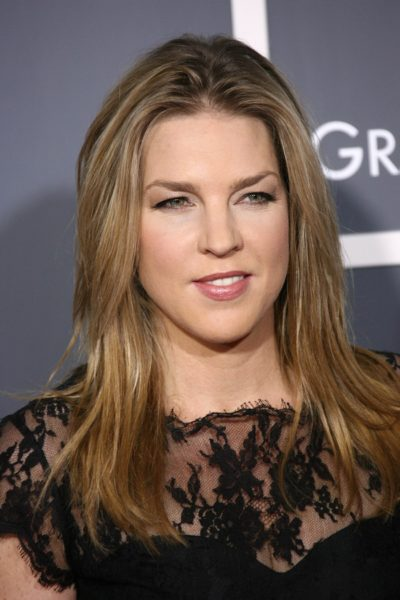 Diana Krall at the 53rd Annual Grammy Awards, Staples Center, Lo