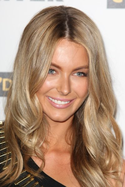 HOLLYWOOD, CA. - JANUARY 16: Jennifer Hawkins attends the G'Day