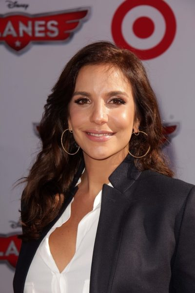 Ivete Sangalo at the World Premiere Of Disney's Planes, El Capit