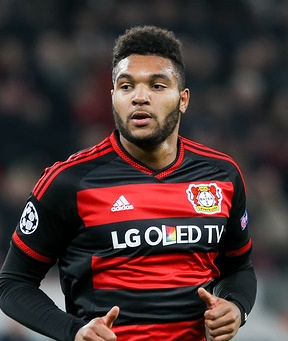 Jonathan Tah During The Uefa Champions League Game Between Bayer