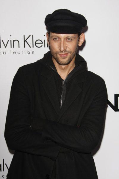 LOS ANGELES - JAN 28: Santino Rice at the Calvin Klein Collectio