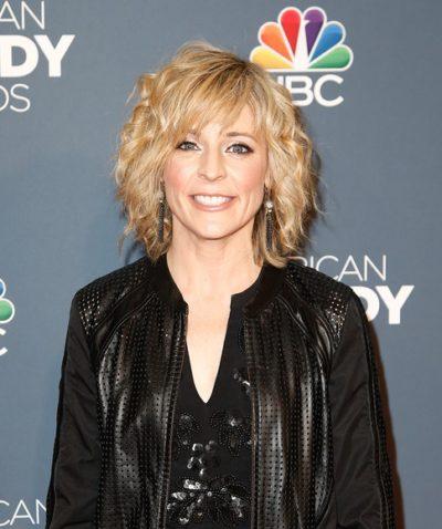 NEW YORK-APR 26: Comedian Maria Bamford attends the American Com