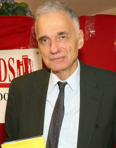 "Ralph Nader ""Only the Superrich Can Save Us"" Book Signing at Bookends in Ridgewood on September 22, 2009"