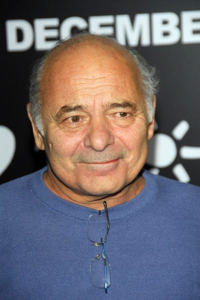"HOLLYWOOD - DECEMBER 13: Burt Young at the world premiere of ""Ro"