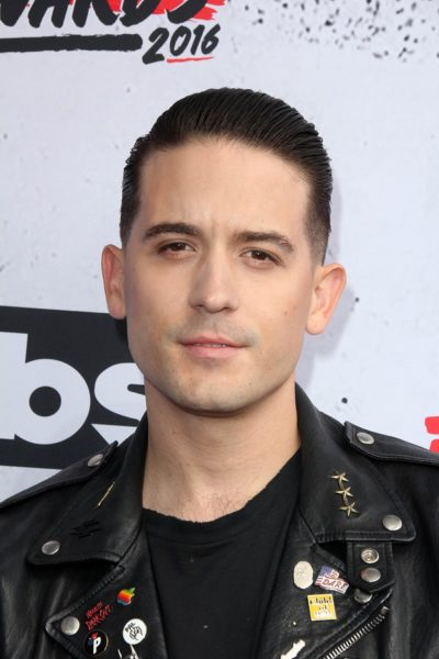 LOS ANGELES - APR 3:  G-Eazy at the iHeart Radio Music Awards 20