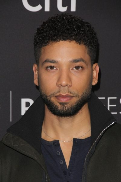 LOS ANGELES - MAR 11:  Jussie Smollett at the PaleyFest Los Ange