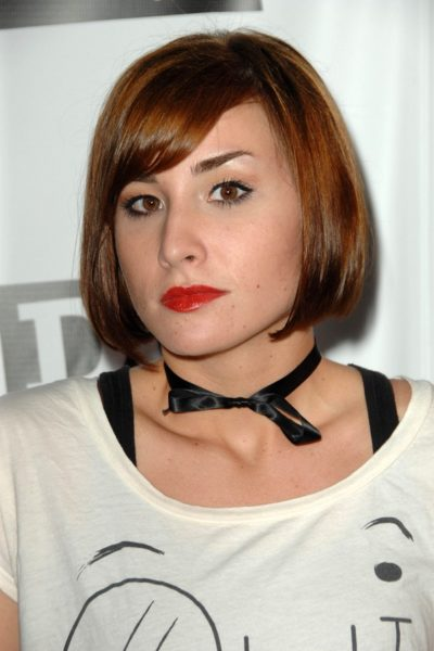 Allison Scagliotti at DoSomething.org's 'The Power of Youth' Gal
