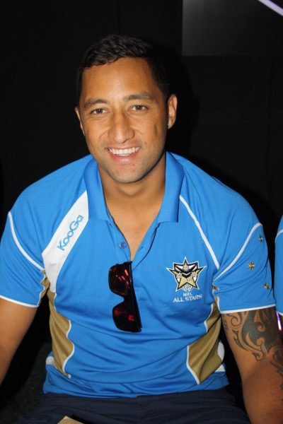 Benji Marshall Nrl All Stars
