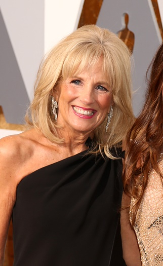 LOS ANGELES - FEB 28:  Jill Biden, Daughter at the 88th Annual A
