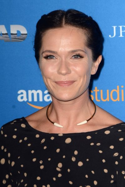 LOS ANGELES - JUL 14:  Katie Aselton at the Gleason LA Premiere