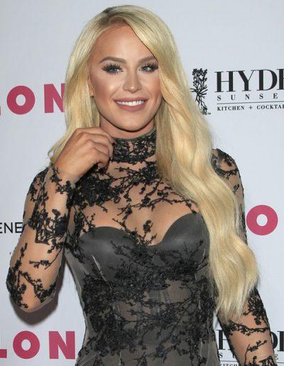 LOS ANGELES - MAY 12:  Gigi Gorgeous at the NYLON Young Hollywoo