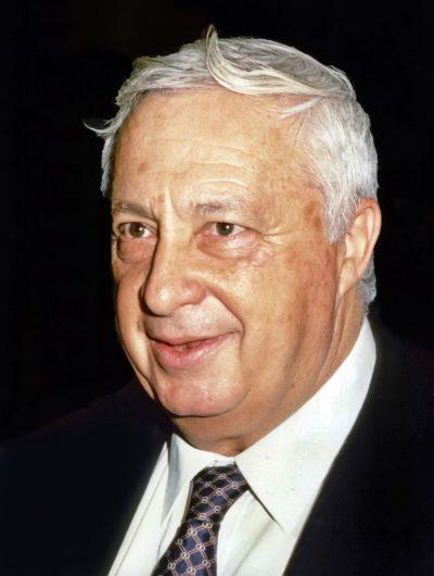 Ariel Sharon File Photos