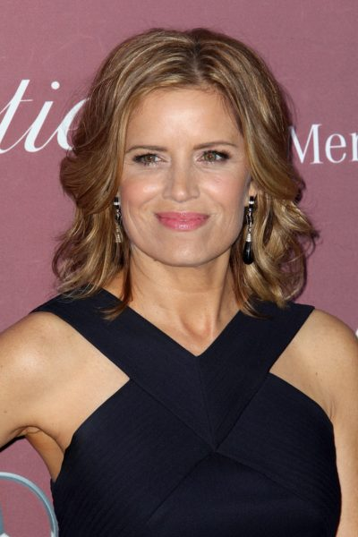 PALM SPRINGS, CA - JAN 3: Kim Dickens arrives at the 2015 Palm S