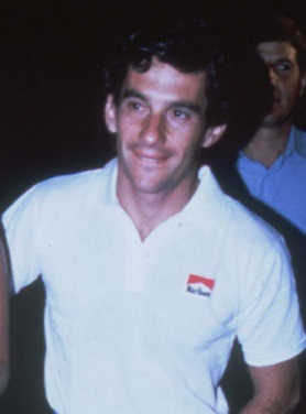 Ayrton Senna File Photos