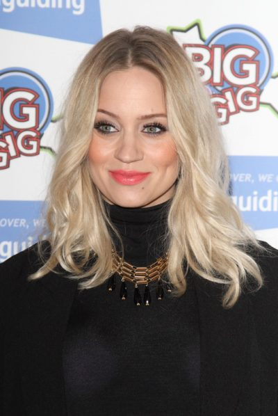 Girlguiding Big Gig 2014 London - Arrivals