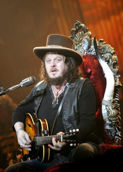 "Zucchero in Concert with His Daughter, Irene Fornaciari, for the ""Fly"" Tour in Rome - November 13, 2007"