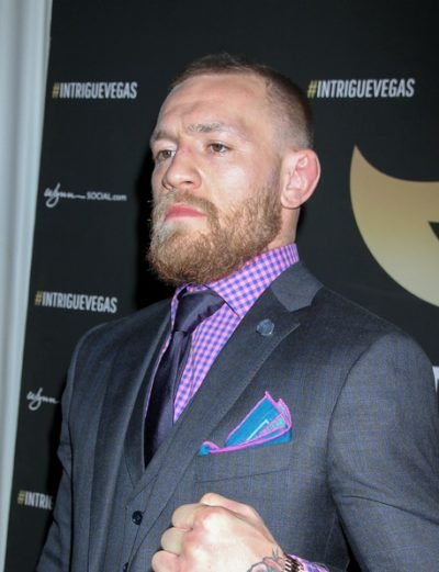 Conor McGregor Hosts Post-Fight Party at Intrigue Nightclub in Wynn Las Vegas on July 9, 2016