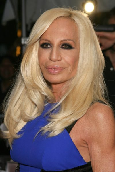 Donatella Versace Nude Photos 11