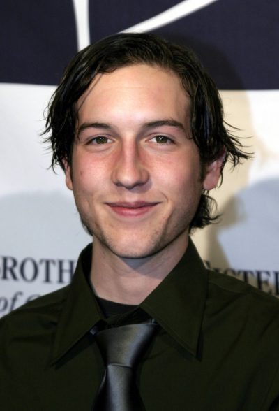 Chris Marquette at the Big Brothers Big Sisters of greater Los A
