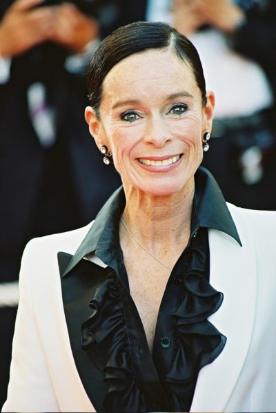CANNES, FRANCE - MAY 26: Geraldine Chaplin arrives at the closin