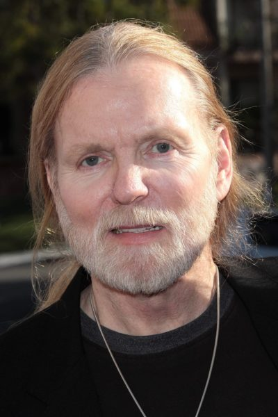 Gregg Allman at the Recording Academy's Annual GRAMMY Special Me