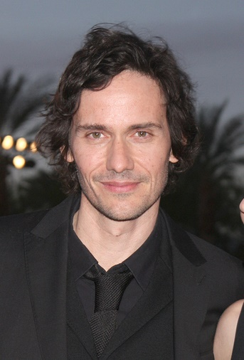 PALM SPRINGS - JAN 4:  Christian Camargo, Juliet Rylance at the