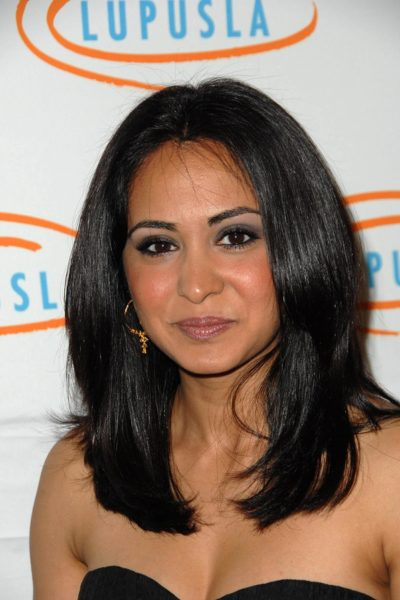 Parminder Nagra at the  10th Annual Lupus LA Orange Ball, Beverl