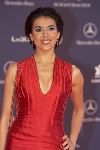 2005 Laureus World Sports Award - Show Arrivals