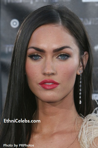 Megan Fox Ethnicity Of Celebs What Nationality