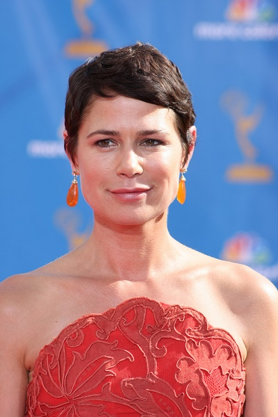 Actress Maura Tierney is photographed in 2005 in Los