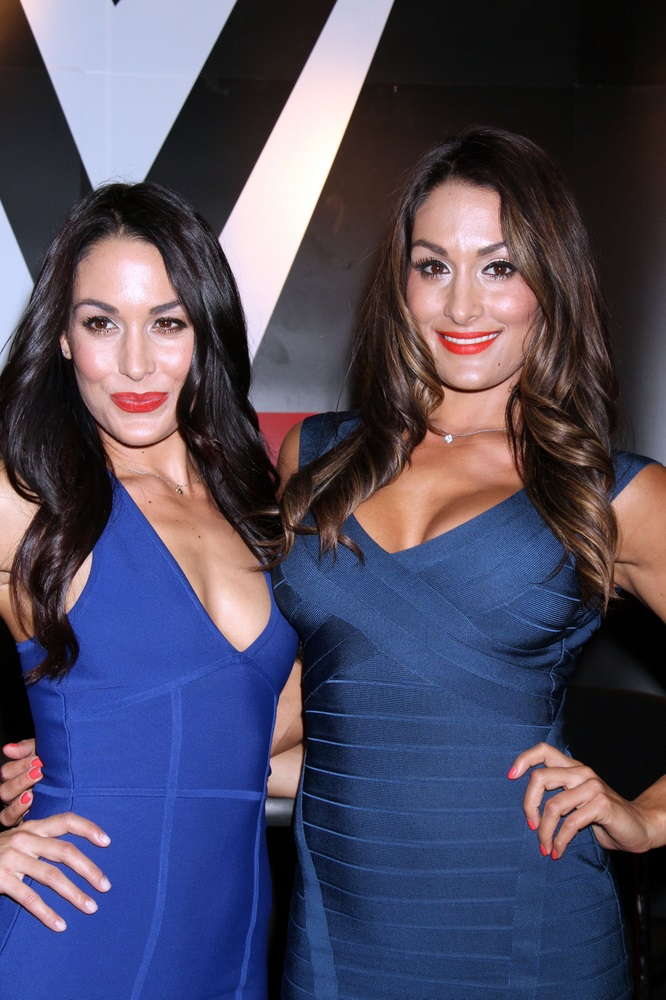 When are the Bella Twins estimated due dates?