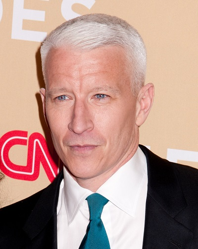 2017 Cnn Heroes An All Star Tribute Arrivals Birth Name Anderson Hays Cooper