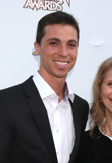 Photo of Lindsay Wagner  & her Son  Alex Kingi